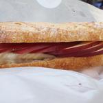 進化する個性派サンドイッチ
