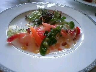 第18回南フランスリゾート料理対決(ゴチ13)