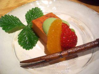 第1回高級日本料理対決(ゴチ14)
