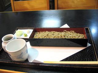 東京で今、最も美味しいおそばを食べ歩き!