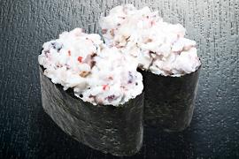 「かっぱ寿司」女性に人気の創作寿司ランキング