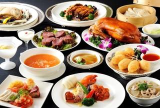 高級中華食べ放題