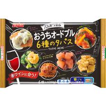 進化する最新冷凍食品