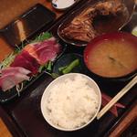 孤独のグルメ【Season5 第6話】東京都目黒区大岡山の魚定食となめろう冷茶漬