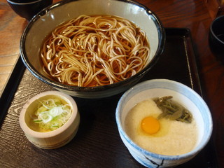 老舗そば屋『高尾山高橋家』の人気メニューTOP5