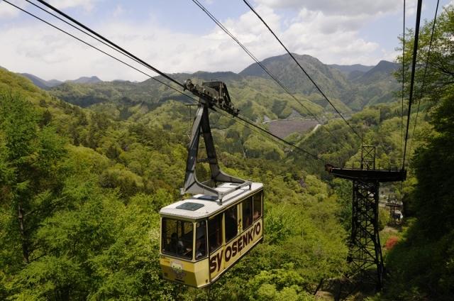 日本一の渓谷美!昇仙峡紅葉ツアー