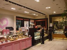 山手線駅ナカにある焼きたてパン屋さんツアー