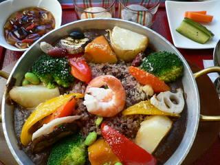 おなかいっぱい食べて健康! 究極の三大野菜ランチツアー