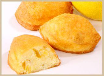 レモンの焼き菓子お薦めの10品