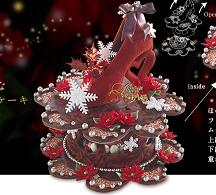 2016年最新クリスマスケーキ特集