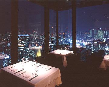 全国の夜景が綺麗なレストランからランキング