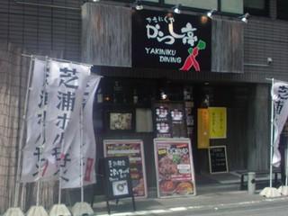 恵比寿 人気焼肉店BEST5