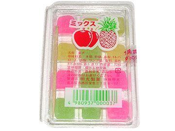駄菓子バーの人気メニューベスト5