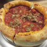 足立梨花と味わう最注目の進化形ピザ
