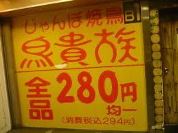 鳥貴族人気メニューBEST10