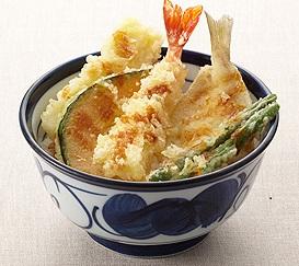 「天丼 てんや」人気メニューベスト10