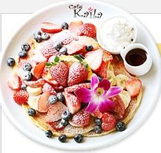 「カフェ・カイラ」人気メニューベスト10
