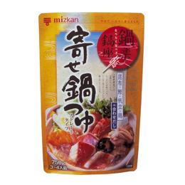 市販の鍋スープの2009-秋冬新商品の売れ筋ベスト5