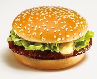 マクドナルド人気ハンバーガーベスト3