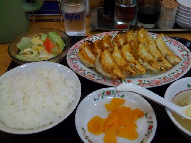 『餃子の王将』最新定食ランキング