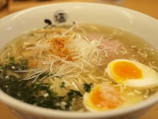 「東京ラーメンストリート」で行列必至の人気ラーメンベスト3
