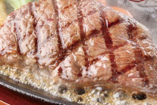 「ステーキハンバーグ&サラダバー けん」人気メニューベスト5