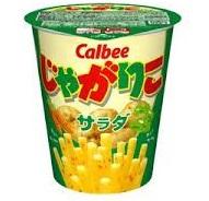 「カルビー」のお菓子の売上ランキング
