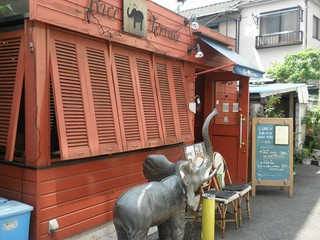 東尾理子さんお勧めの店(麻布)