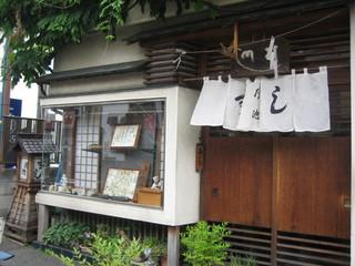 三遊亭好楽さんお勧めの店(谷中)