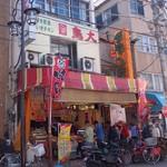 三浦翔平さん 十条銀座商店街
