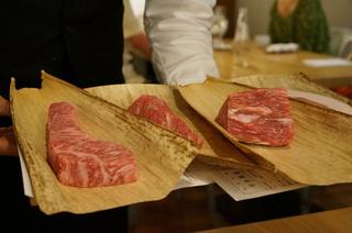 話題の熟成肉のお店