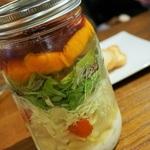 野菜を美味しく! 個性派 新スタイルサラダ