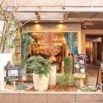 日本第1号店!アジアの絶品お茶専門店