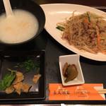 避風塘みやざわ・宮澤薫さんのオススメ「こだわりが光る!大満足の中華ランチ」